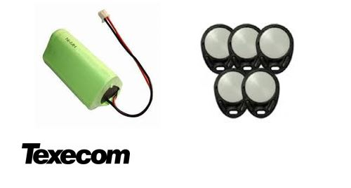 View Category TEXECOM ACCESSORIES