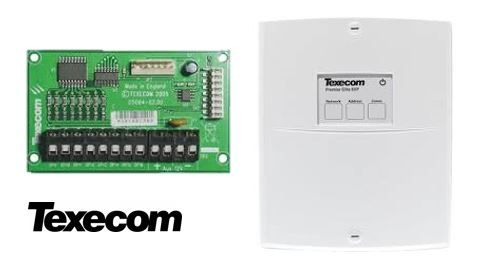 View Category TEXECOM EXPANDERS AND MODULES