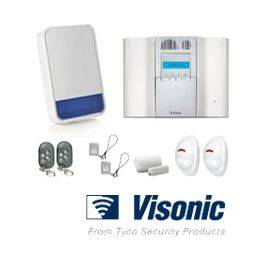 View Category VISONIC PANELS