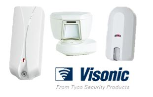 View Category VISONIC DETECTION