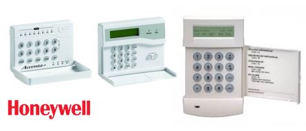 View Category HONEYWELL KEYPADS