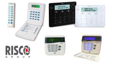 View Category RISCO KEYPADS