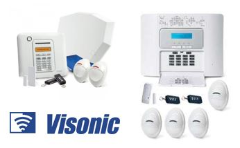 View Category VISONIC KEYPADS