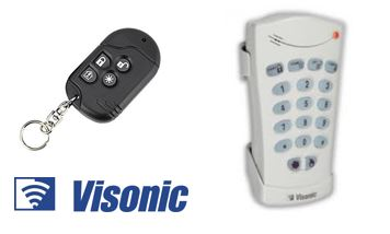 View Category VISONIC ACCESSORIES