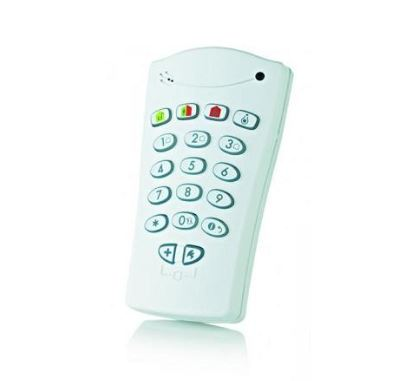 VISONIC POWERMASTER WIRELESS PROX KEYPAD