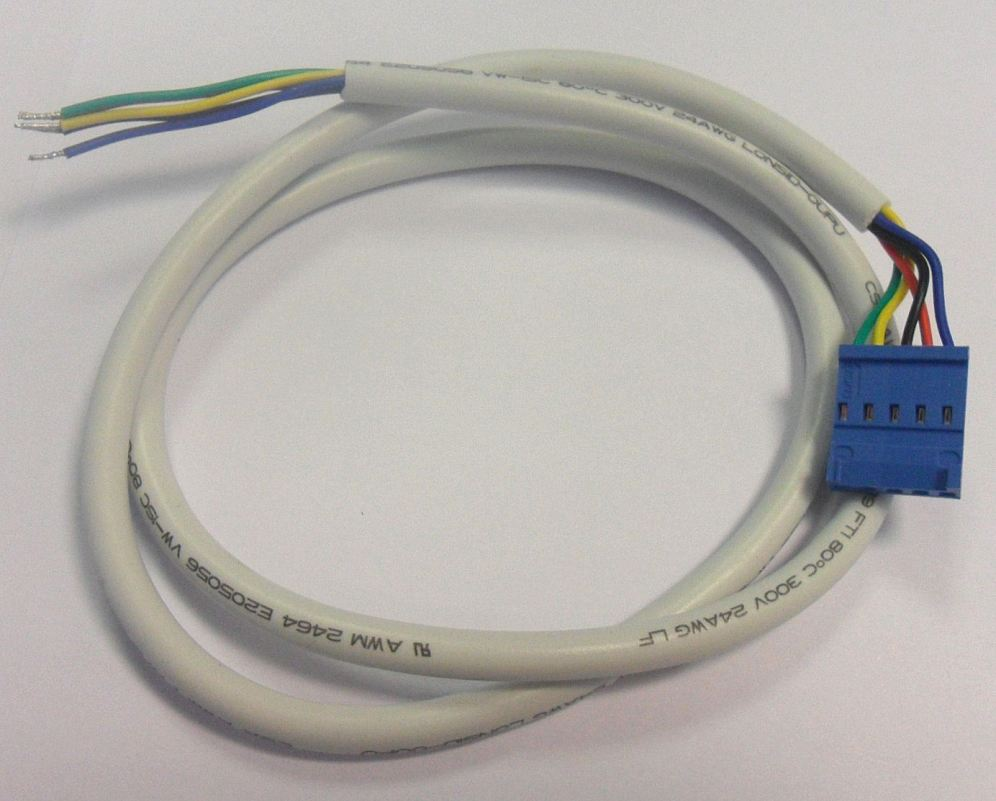 SERIAL CABLE - 595 ZEX