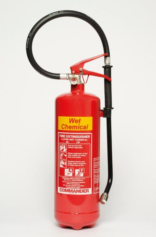 3KG ABC POWDER EXTINGUISHER