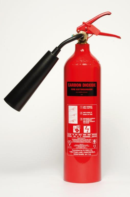 2KG CO2 EXTINGUISHER