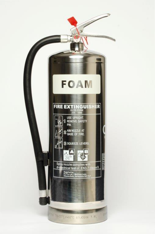 6LTR FOAM EXTINGUISHER