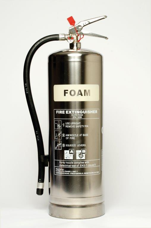 9LTR FOAM EXTINGUISHER