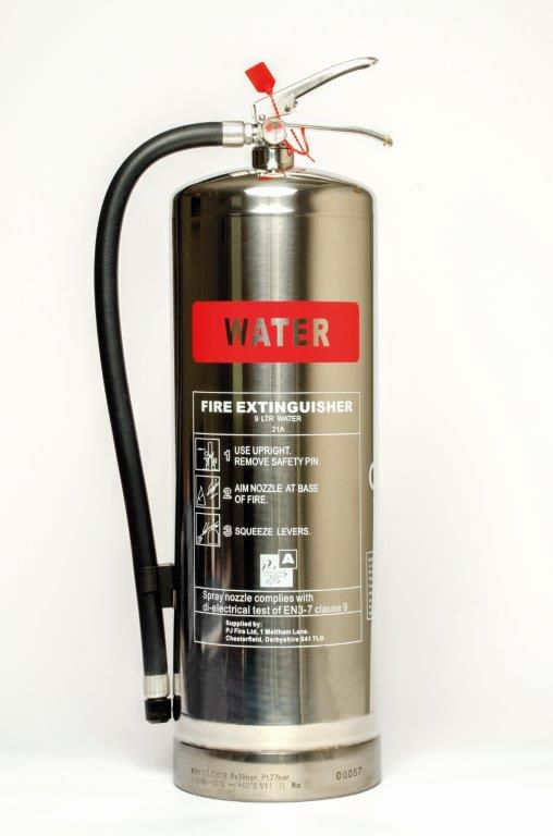 9LTR WATER EXTINGUISHER