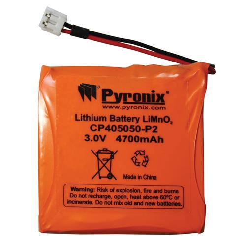 PYRONIX BATTERY FOR WIRELESS LEDRKP-WE