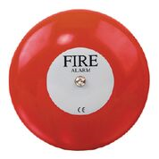 INTERNAL FIRE ALARM RED BELL