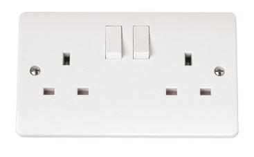 DOUBLE SOCKET