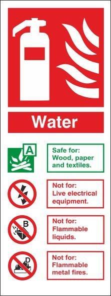WATER PVC VERTICAL