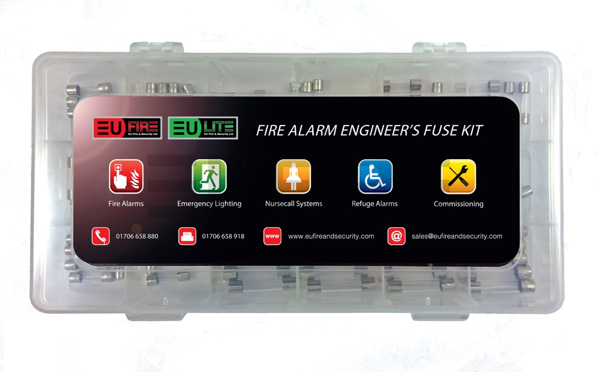 FIRE ENGINEER'S FUSE KIT