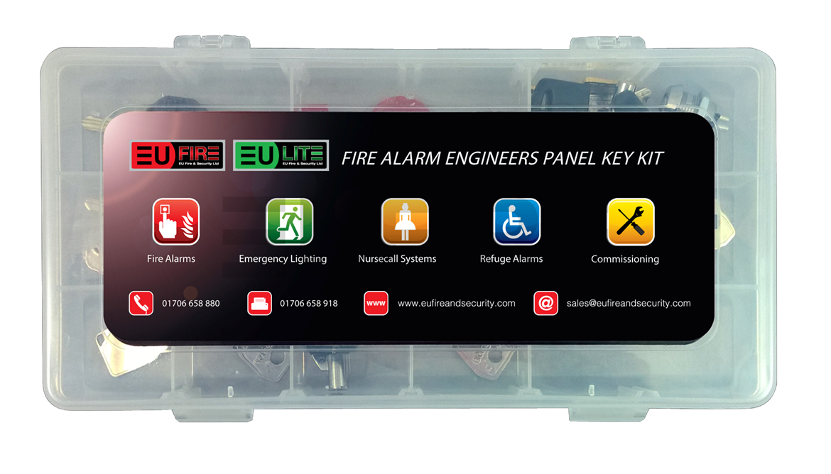 FIRE PANEL KEY BOX