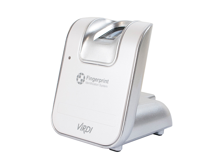 Virdi Desktop Biometric Enrolment Reader