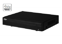 DAHUA 4CH 4MP DVR 4TB