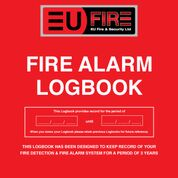 EU FIRE ALARM LOG BOOK