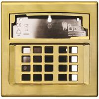 ENFORCER/EURO KEYPAD CASING - GOLD