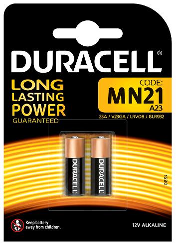 DURACELL MN21/23 12V