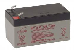 ENERSYS 12V 1.2A BATTERY