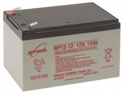 ENERSYS 12V 12A BATTERY