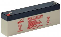 ENERSYS 12V 2.3A BATTERY