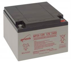 ENERSYS 12V 24A BATTERY