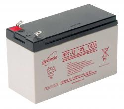 ENERSYS 12V 7A BATTERY