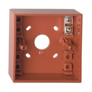 ZITON RED SURFACE BOX